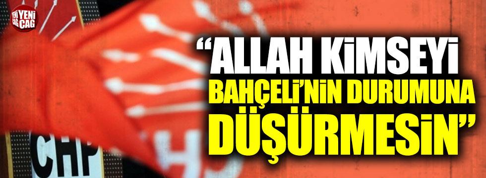 """Öztrak: """"Allah kimseyi Bahçeli'nin durumuna düşürmesin"""""""