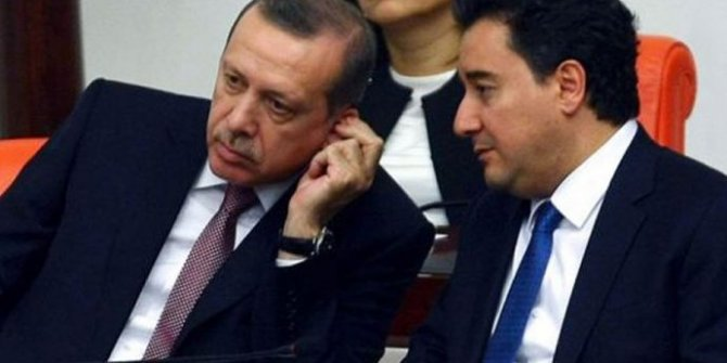 Ali Babacan-Erdoğan görüşmesinde ne konuşuldu?