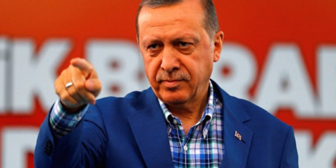 Yarışta Erdoğan yok!..