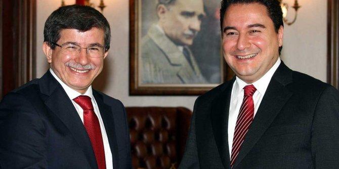 Ahmet Davutoğlu'ndan Ali Babacan'a yeni parti teklifi!