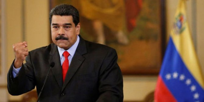 Venezuela'da yeni darbe girişimi engellendi