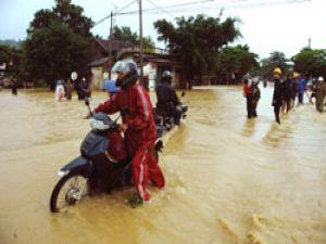 Vietnamda  tayfun: 34 ölü