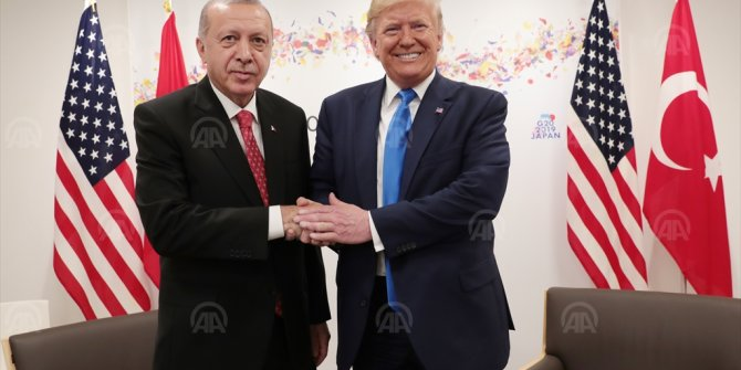 Türk-Amerikan ilişkilerinin fotoğrafıdır!