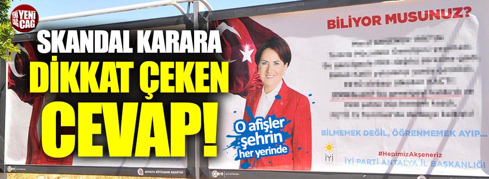 İYİ Parti'den FETÖ davasına dikkat çeken cevap!