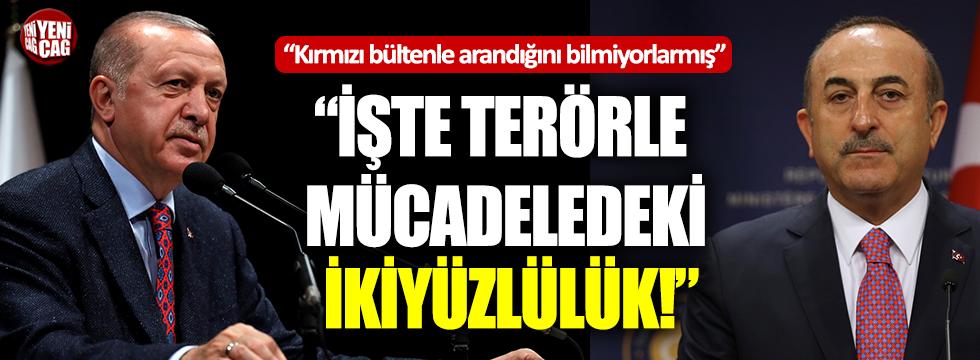 Çavuşoğlu'nun sözleri Erdoğan'ı akıllara getirdi