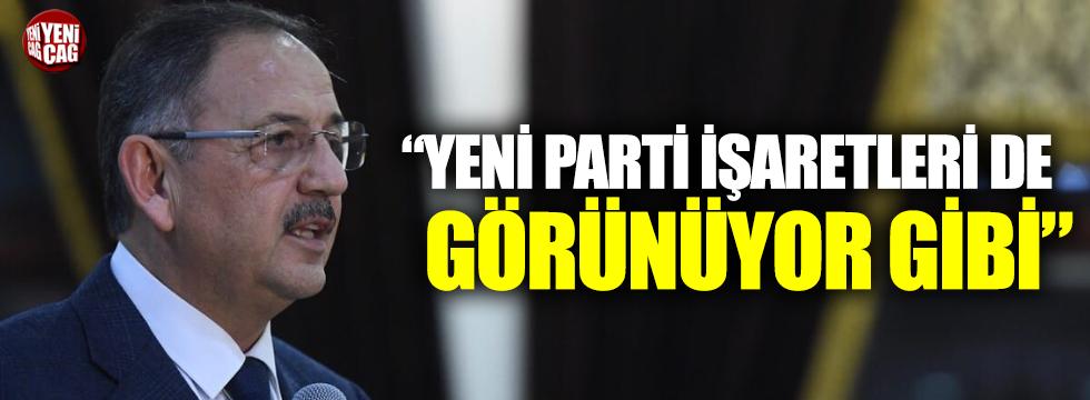 Özhaseki'den yeni parti açıklaması