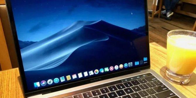 O MacBook'lar satıştan kaldırıldı
