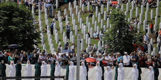 AB'den Srebrenitsa soykırımı açıklaması