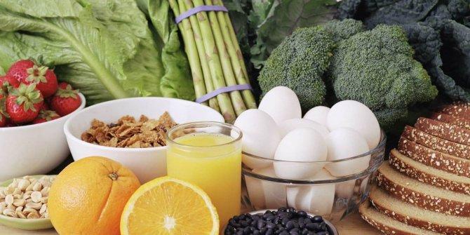 Sinir sistemi sağlığı için bu besinlere dikkat