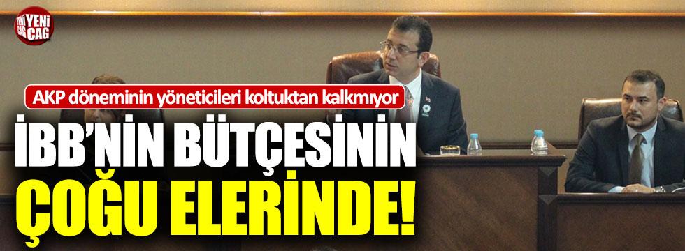 AKP döneminin yöneticileri koltuktan kalkmıyor!