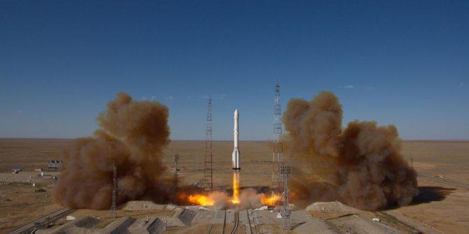 Rusya, yeni uzay teleskobunu fırlattı