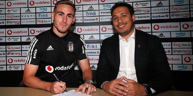 Tyler Boyd, Beşiktaş'ta