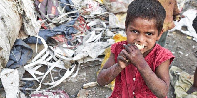 Dünya nüfusunun yüzde 11'i aç