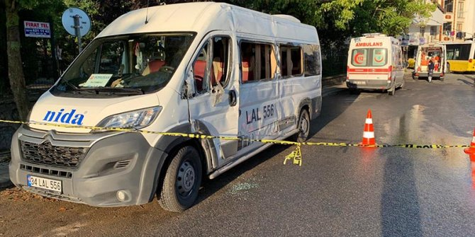 Halk otobüsü dükkâna girdi: ölü ve yaralılar var