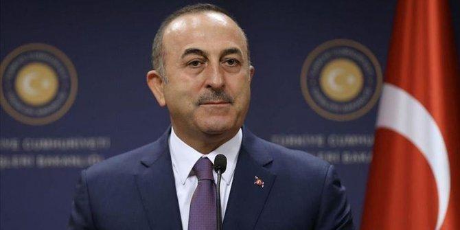 Bakan Çavuşoğlu'ndan ABD açıklaması