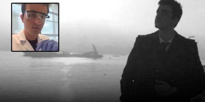 Staj yaptığı gemide ölü bulundu