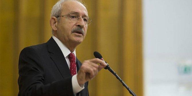 """Kemal Kılıçdaroğlu: """"FETÖ'nün siyasi ayağı nerede?"""""""