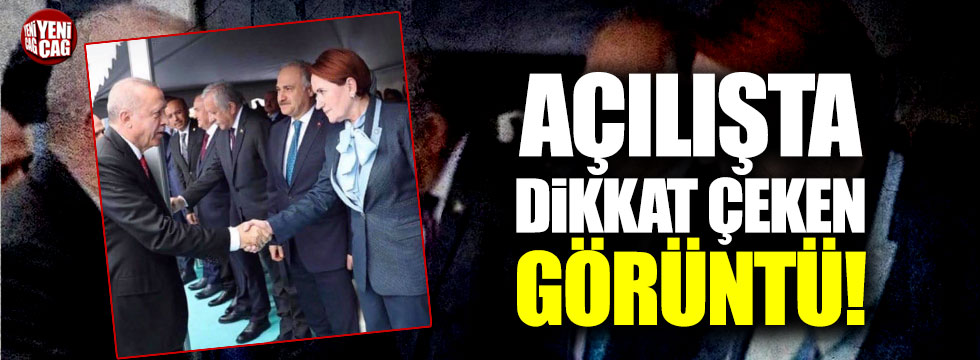 Erdoğan ile Akşener uzun bir aradan sonra ilk kez görüştü