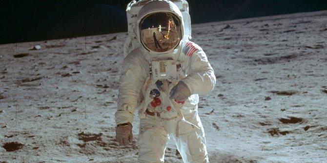 """""""Apollo 11'in görüntüleri sahte değil"""""""