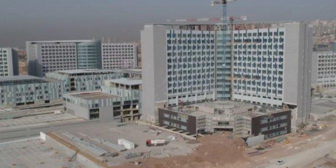 Tamamlanamayan şehir hastanesi adliye mi oluyor