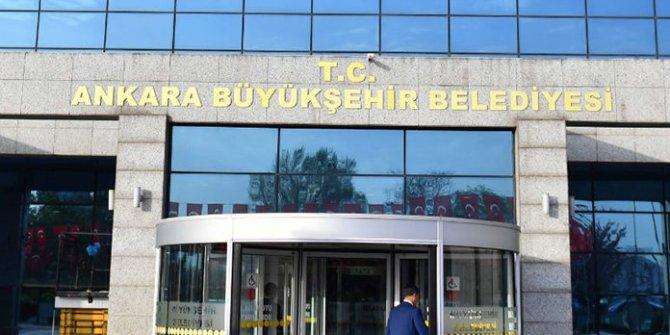 Ankara Büyükşehir Belediyesi'nden yalanlama