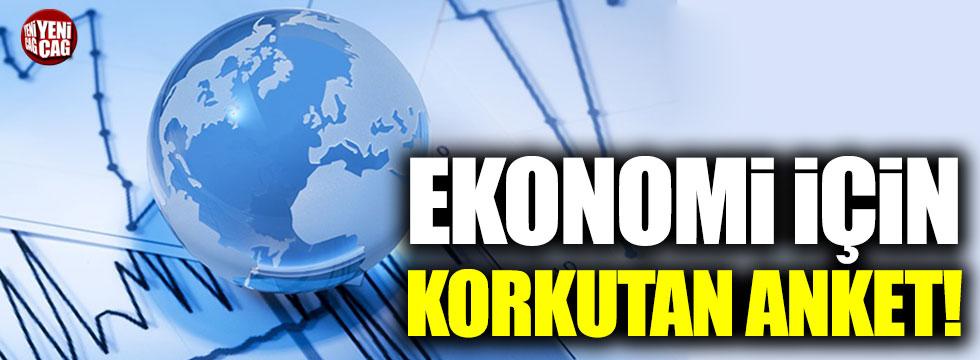 Reuters'ten Türkiye anketi: Ekonomi 2019'da daralacak!