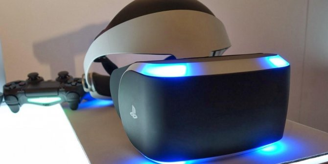 PlayStation 5'ten çığır açacak VR seti