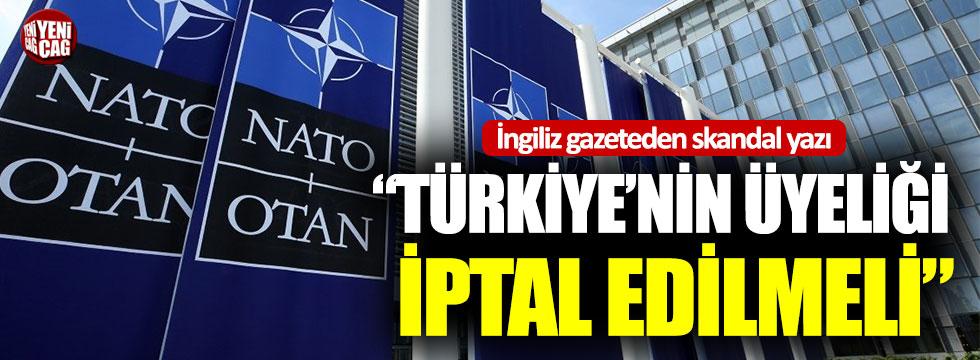 İngiliz gazeteden skandal Türkiye yazısı