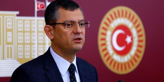 """CHP'li Özgür Özel: """"Meclis'in kapatılmasına karşıyız"""""""