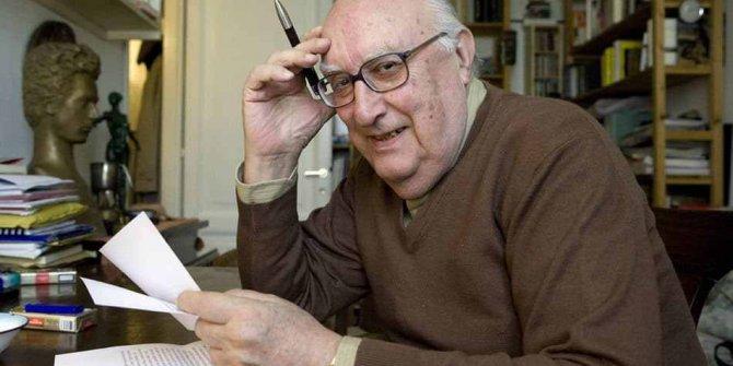 İtalyan polisiye yazarı Camilleri yaşamını yitirdi