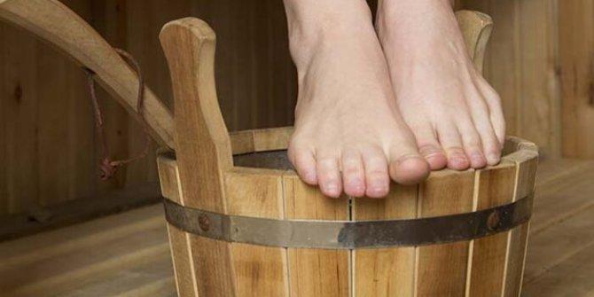 Varisli bölgeye 'soğuk suyla masaj' yapın