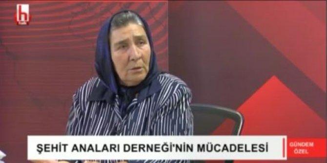 Pakize Akbaba'dan Erdoğan'a vakıf tepkisi