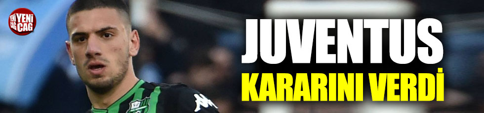 Juventus'tan Merih kararı