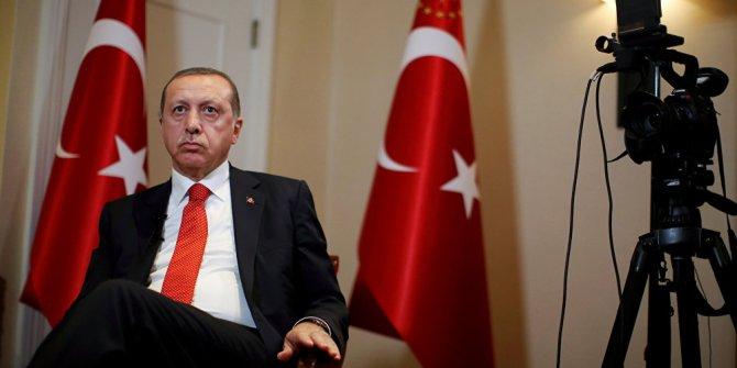 """Erdoğan'ın önündeki """"gizli"""" Suriye raporu..."""