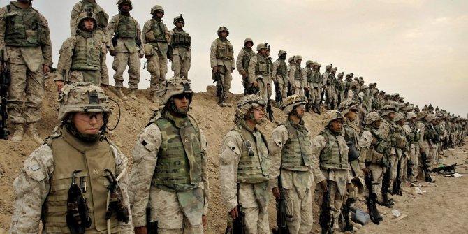 Suriye kuzeyinde  10 bin koalisyon askeri
