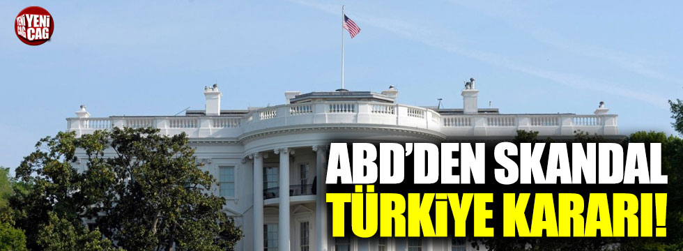 Beyaz Saray, Türkiye'nin F-35 programından çıkarıldığını onayladı!