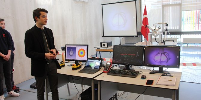 Türkiye'nin en küçük nükleer fizikçisi, Çernobil'de