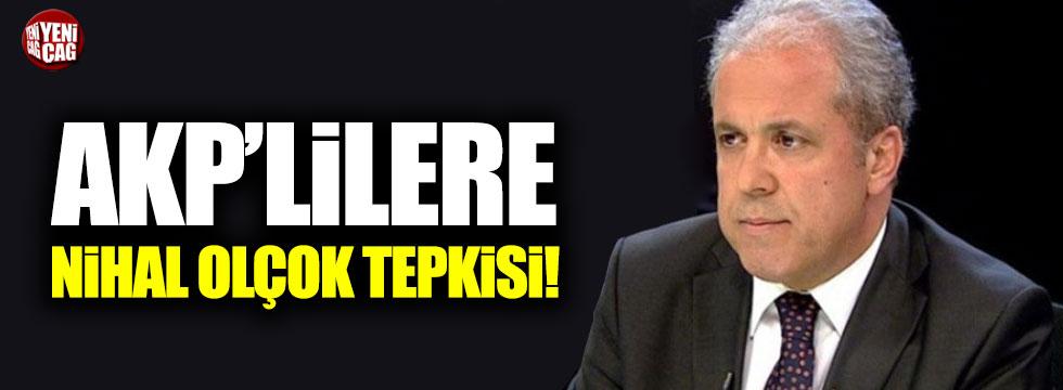 Şamil Tayyar'dan AKP'lilere tepki!