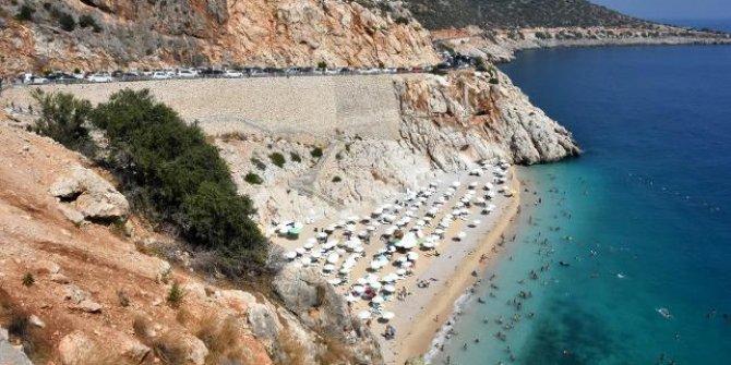 Kaputaş Plajı için kritik karar