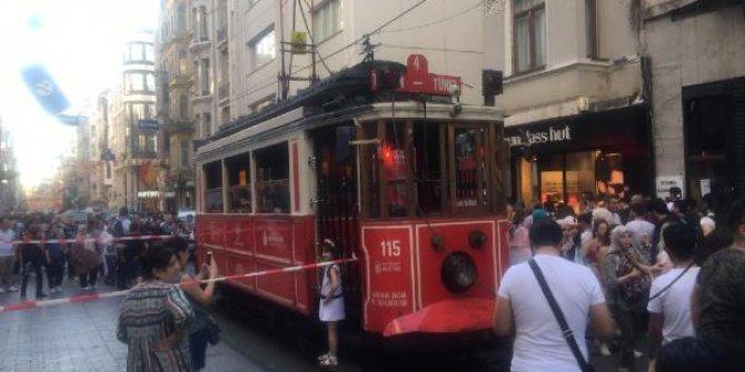 Nostaljik tramvay seferler durdu!