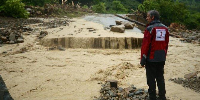 Akçakoca ve Cumayeri'nde 69 kişi kurtarıldı