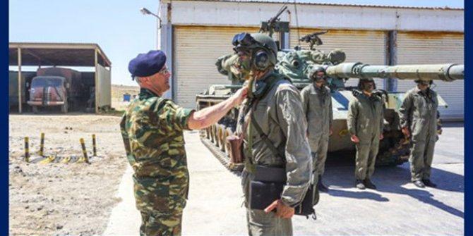 Yunanistan, Ege'de savaş pozisyonuna geçti...
