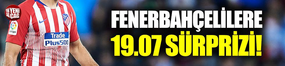 Fenerbahçe'de Diego Costa sesleri