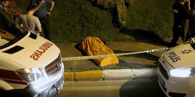 Beyoğlu'da şüpheli ölüm