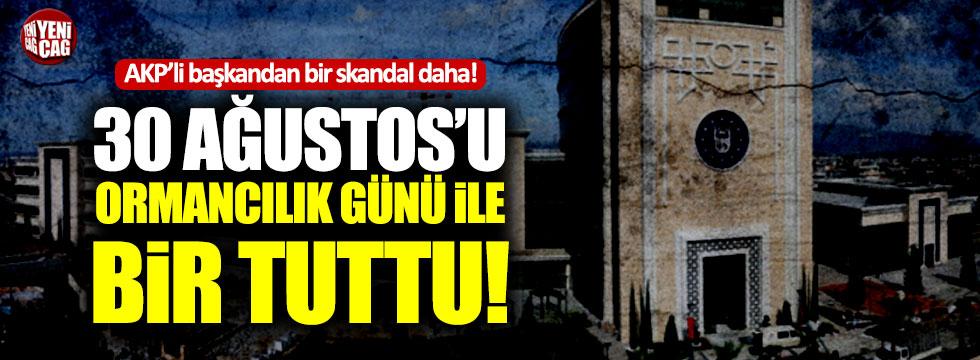 Türkan Saylan ve Uğur Mumcu'ya hakaret eden AKP'li Başkandan bir skandal daha!