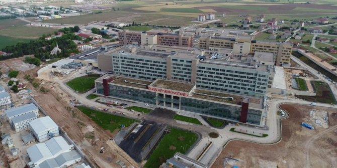 Eskişehir Şehir Hastanesi'ne 5 ayda 3,9 milyar kira ödendi