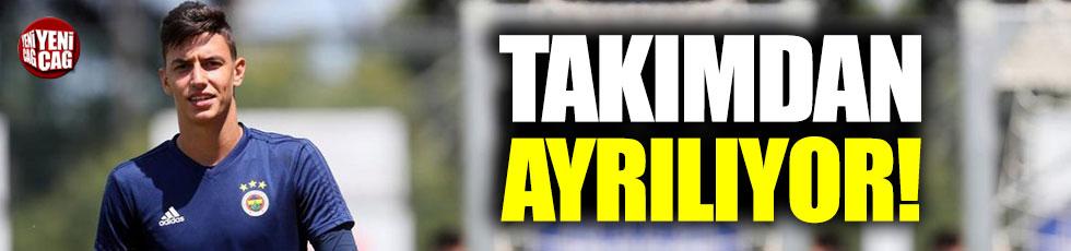 Berke Özer Fenerbahçe'den ayrılıyor!
