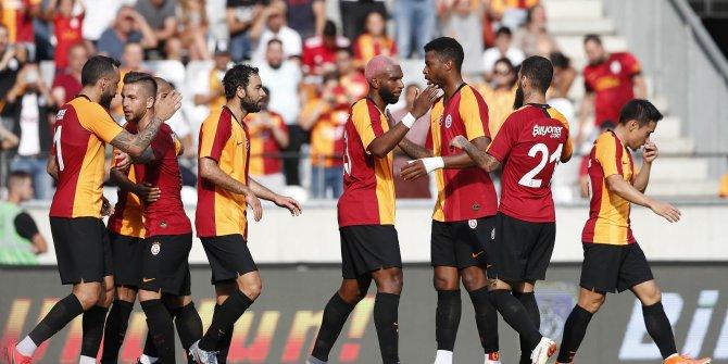 Galatasaray 3 dakikada 3 golle yıkıldı