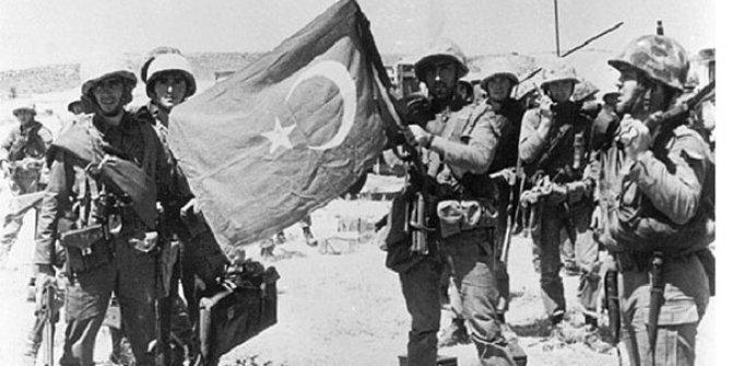 Kıbrıs Harekâtı'nın 45. yılı