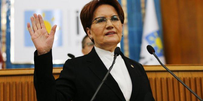 Meral Akşener'den Kıbrıs mesajı